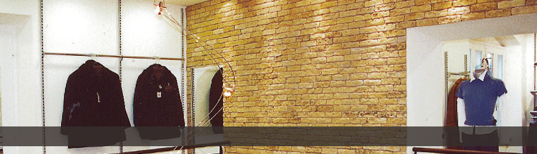 Decorative brick collection Granulit 50 Yellow - <span style='color:#fff;font-size:10px'>Click to zoom</span>