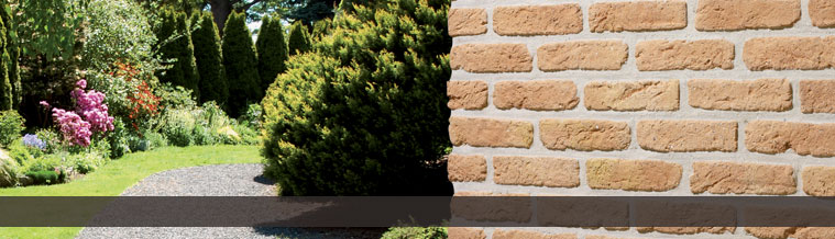 Decorative brick collection Granulit 20-30 Yellow - <span style='color:#fff;font-size:10px'>Click to zoom</span>