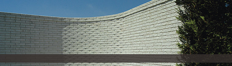 Decorative brick collection Interfix White - <span style='color:#fff;font-size:10px'>Click to zoom</span>
