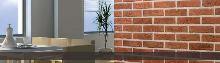 Decorative brick collection Interfix Orange - <span style='color:#fff;font-size:10px'>Click to go to page product</span>