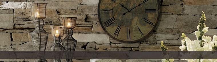 Wandverblender in Natursteinoptik Murok Lucania Graunbraun nuanciert - <span style='color:#fff;font-size:10px'>Zum Zoomen klicken</span>