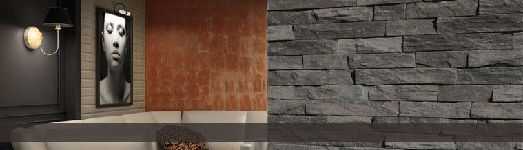 Wandverblender in Natursteinoptik Murok Strato Anthrazitgrau - <span style='color:#fff;font-size:10px'>Zum Zoomen klicken</span>