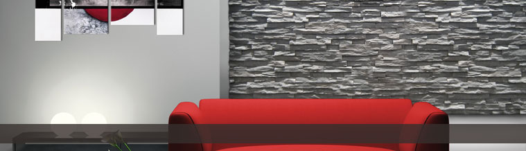 Plaquetas de revestimiento Murok Strato Gris Antracita - <span style='color:#fff;font-size:10px'>Haga clic para hacer zoom</span>