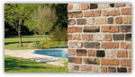 Decorative brick collection Granulit 50