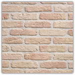Salmone - Decorative brick collection Granulit 20-30