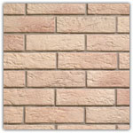 Salmon pink - Decorative brick collection Interfix