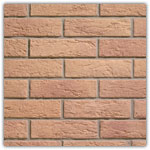 Shaded yellow - Decorative brick collection Interfix