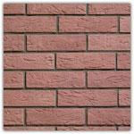 Rosso - Plaquette di mattoni Interfix