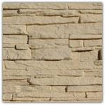 Beige - Plaquettes de parement Murok Montana