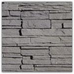 Gris - Plaquettes de parement Murok Montana