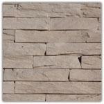 lichtbruin - Natuursteenstrippen Murok Strato
