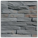 Shaded grey - Wall Cladding Murok Strato