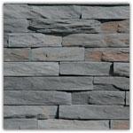 Genuanceerde grijs - Natuursteenstrippen Murok Strato