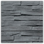 Anthracite - Wall Cladding Murok Strato