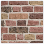 MIX2 - Decorative brick collection Granulit 50