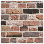 MIX3 - Decorative brick collection Granulit 50