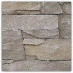 Marron foncé - Plaquettes de parement Murok Lucania