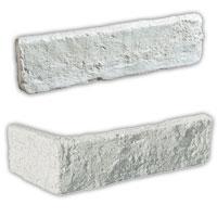 Eckriemchen und Steinriemchen in Backsteinoptik City Brick