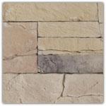 Brun nuacé - Plaquettes de parement Murok Arkansas