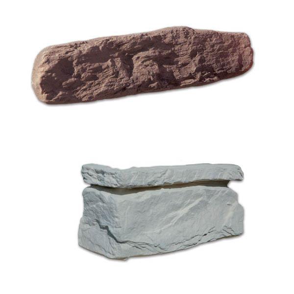 murok sierra plaquettes de parements en pierre reconstitu e de ryck by weser. Black Bedroom Furniture Sets. Home Design Ideas