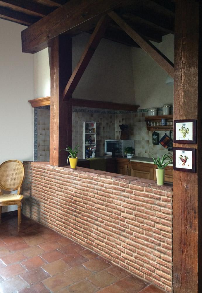 medina plaquettes de brique en pierre reconstitu e de ryck by weser. Black Bedroom Furniture Sets. Home Design Ideas