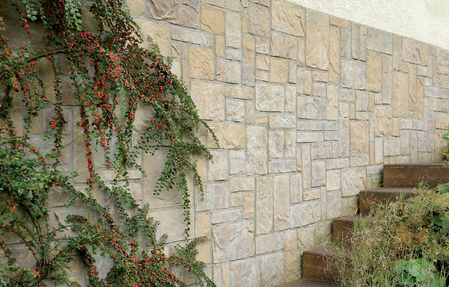 murok rustic plaquettes de parements en pierre reconstitu e de ryck by weser. Black Bedroom Furniture Sets. Home Design Ideas