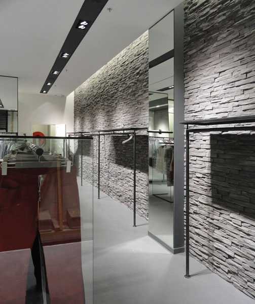 murok strato plaquettes de parements en pierre reconstitu e de ryck by weser. Black Bedroom Furniture Sets. Home Design Ideas